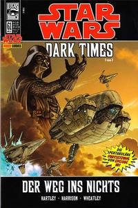 Cover Thumbnail for Star Wars (Panini Deutschland, 2007 series) #61