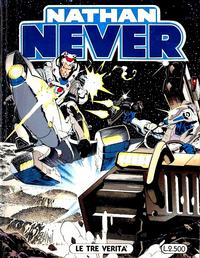 Cover for Nathan Never (1991 series) #41