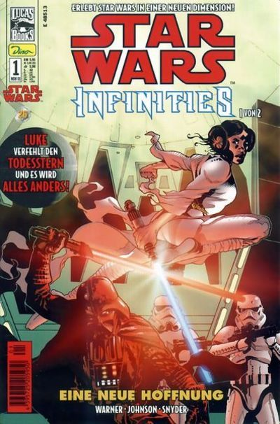Cover for Star Wars (1999 series) #26