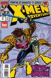 Cover for X-Men Adventures [II] (Marvel, 1994 series) #6