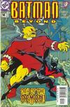 Cover for Batman Beyond (DC, 1999 series) #14