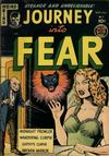 Cover for Journey into Fear (Superior Publishers Limited, 1951 series) #3