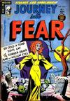 Cover for Journey into Fear (Superior Publishers Limited, 1951 series) #5