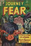 Cover for Journey into Fear (Superior Publishers Limited, 1951 series) #12