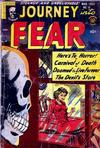 Cover for Journey into Fear (Superior Publishers Limited, 1951 series) #18