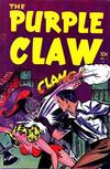 Cover for The Purple Claw (Toby, 1953 series) #1