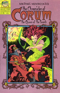Cover Thumbnail for The Chronicles of Corum (First, 1987 series) #8