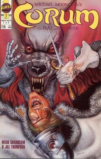 Cover Thumbnail for Corum: The Bull and the Spear (First, 1989 series) #2