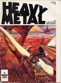 Cover Thumbnail for Heavy Metal Magazine (HM Communications, Inc., 1977 series) #[4]