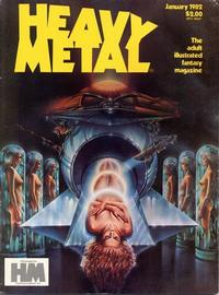 Cover Thumbnail for Heavy Metal Magazine (HM Communications, Inc., 1977 series) #v5#10