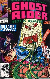 Cover Thumbnail for The Original Ghost Rider Rides Again (Marvel, 1991 series) #7