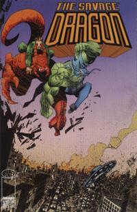Cover Thumbnail for Savage Dragon (Image, 1993 series) #37