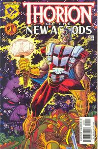 Cover Thumbnail for Thorion of the New Asgods (DC / Marvel, 1997 series) #1 [Direct Edition]