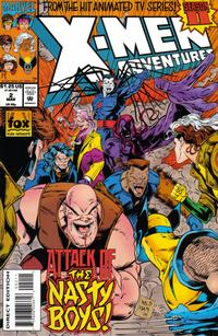 Cover Thumbnail for X-Men Adventures [II] (Marvel, 1994 series) #2