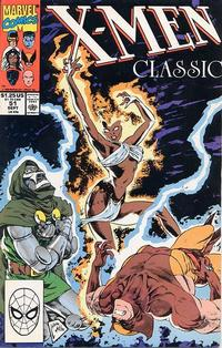 Cover Thumbnail for X-Men Classic (Marvel, 1990 series) #51