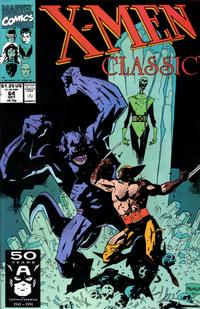 Cover Thumbnail for X-Men Classic (Marvel, 1990 series) #64 [Direct Edition]