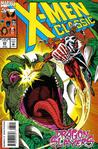 Cover Thumbnail for X-Men Classic (Marvel, 1990 series) #85 [Direct Edition]
