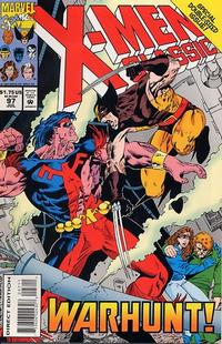 Cover Thumbnail for X-Men Classic (Marvel, 1990 series) #97 [Direct Edition]