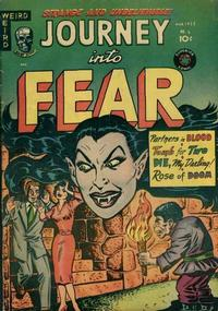 Cover Thumbnail for Journey into Fear (Superior Publishers Limited, 1951 series) #6