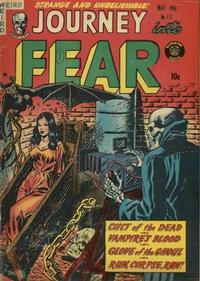 Cover Thumbnail for Journey into Fear (Superior Publishers Limited, 1951 series) #13