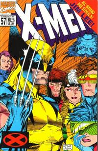 Cover Thumbnail for Gli Incredibili X-Men (Marvel Italia, 1994 series) #57
