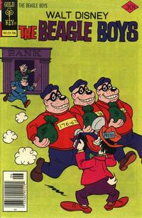 Cover Thumbnail for Walt Disney The Beagle Boys (Western, 1964 series) #35 [Gold Key]