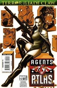 Cover Thumbnail for Agents of Atlas (Marvel, 2009 series) #10