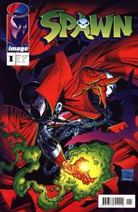 Cover Thumbnail for Spawn (Infinity Verlag, 1997 series) #1