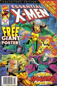 Cover Thumbnail for Essential X-Men (Panini UK, 1995 series) #29