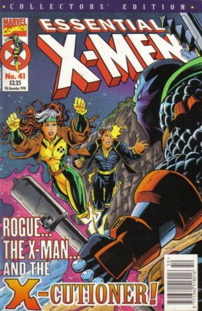 Cover for Essential X-Men  (1995 series) #41