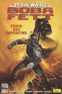 Cover Thumbnail for Star Wars Sonderband (Dino Verlag, 1999 series) #12 - Boba Fett - Feind des Imperiums