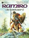 Cover for Ramiro (Dargaud Benelux, 1979 series) #1 - De bastaard