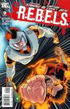 Cover for R.E.B.E.L.S. (DC, 2009 series) #9