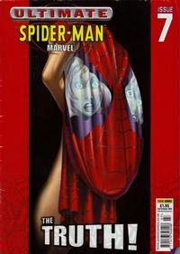 Cover Thumbnail for Ultimate Spider-Man (Panini UK, 2002 series) #7
