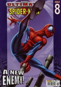 Cover Thumbnail for Ultimate Spider-Man (Panini UK, 2002 series) #8
