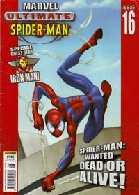 Cover Thumbnail for Ultimate Spider-Man (Panini UK, 2002 series) #16