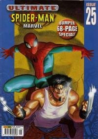 Cover Thumbnail for Ultimate Spider-Man (Panini UK, 2002 series) #25