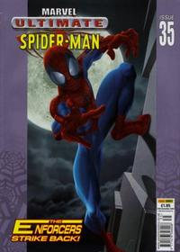 Cover Thumbnail for Ultimate Spider-Man (Panini UK, 2002 series) #35