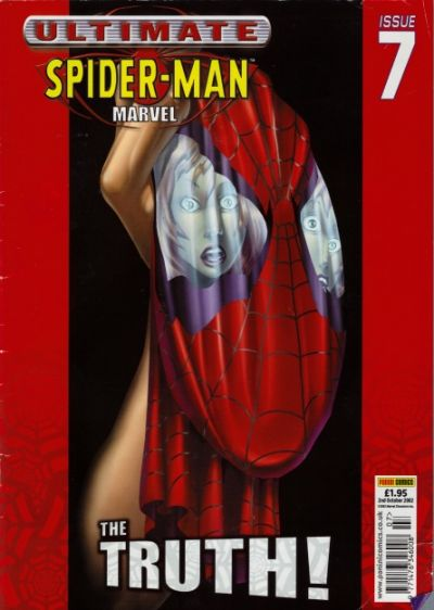 Cover for Ultimate Spider-Man (Panini UK, 2002 series) #7