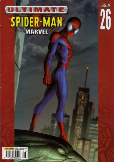 Cover for Ultimate Spider-Man (Panini UK, 2002 series) #26