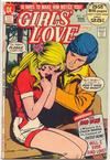 Cover for Girls' Love Stories (DC, 1949 series) #167