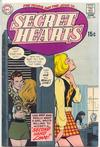 Cover for Secret Hearts (DC, 1949 series) #144
