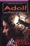 Cover for Adolf (Viz, 1995 series) #[4] - Days of Infamy [Perfect Bound Paperback Version]