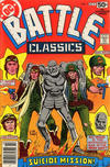 Cover for Battle Classics (DC, 1978 series) #1