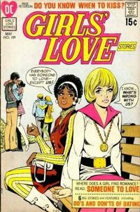 Cover Thumbnail for Girls' Love Stories (DC, 1949 series) #159