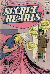 Cover Thumbnail for Secret Hearts (DC, 1949 series) #142