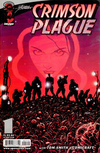 Cover for George Pérez's Crimson Plague (Image, 2000 series) #1
