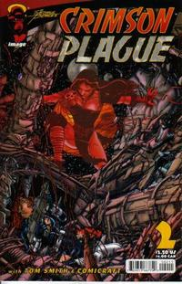 Cover Thumbnail for George Pérez's Crimson Plague (Image, 2000 series) #2