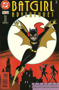 Cover Thumbnail for The Batgirl Adventures (DC, 1998 series) #1