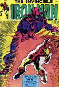 Cover Thumbnail for Iron Man (Yaffa / Page, 1978 ? series) #2